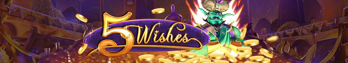 Brand new slot at Thunderbolt Online Casino- 5 Wishes