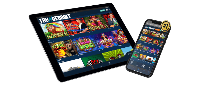 Thunderbolt Casino wins Award for Best Mobile Casino 2020