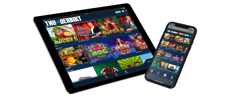 Brand new slot at Thunderbolt Online Casino Launches a brand new mobile lobby