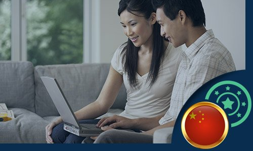 Chinese participation in online casino gambling is offensive to the Chinese government