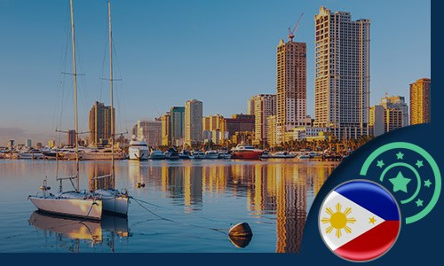 There are mixed messages for casino operators in the Philippines