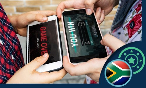 social casino gaming is a hit in South Africa