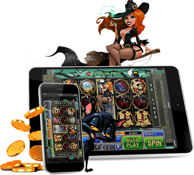 play casino mobile game
