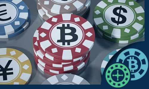 Bitcoin Casino Account