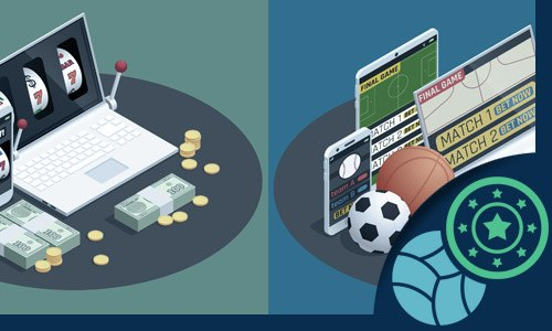 How the Casino Online is Different from Sports Betting