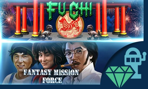 Fantasy Mission Force & Fu Chi RTG Slots