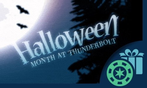 Halloween at Thunderbolt Casino