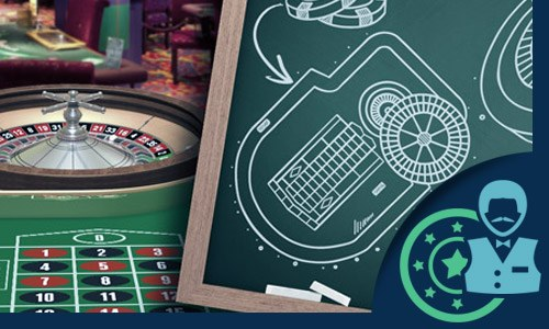 Get in the Zone playing online casino games